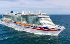 Seven Things You Might Not Know About P&O Cruises Iona