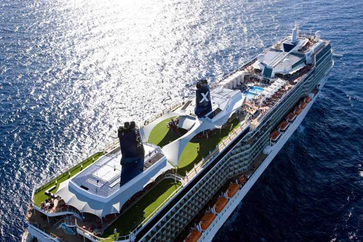 Celebrity Eclipse Deck Plan Planet Cruise - Celebrity cruise ship eclipse deck plan