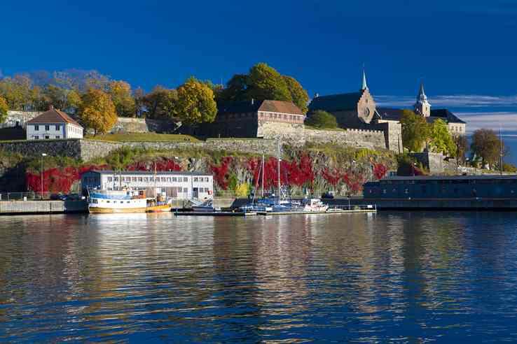Norway & Midnight Sun from Oslo to Edinburgh, Azamara Cruises, 1st