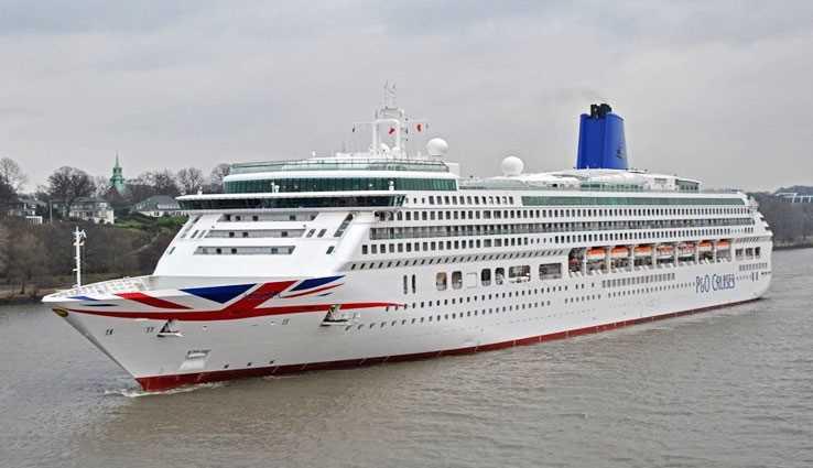 Aurora P O Cruises Planet Cruise