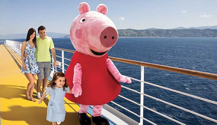 Costa Neoromantica Cruise Ship Planet Cruise