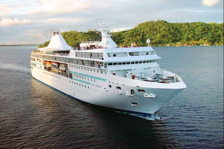 Ms Paul Gauguin Deck Plans Planet Cruise
