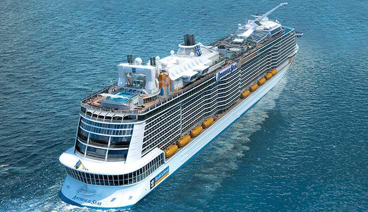 Anthem Of The Seas Royal Caribbean Cruises Planet Cruise