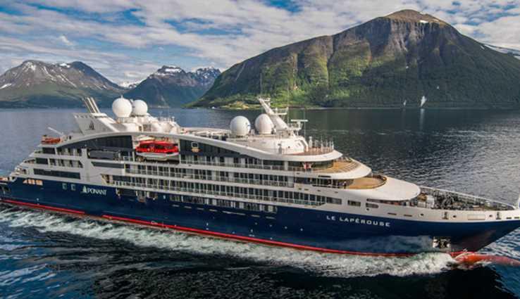 Ponant Cruises - Cruise Holidays - Planet Cruise
