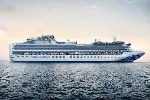 Sapphire Princess Cruise Deals Planet Cruise