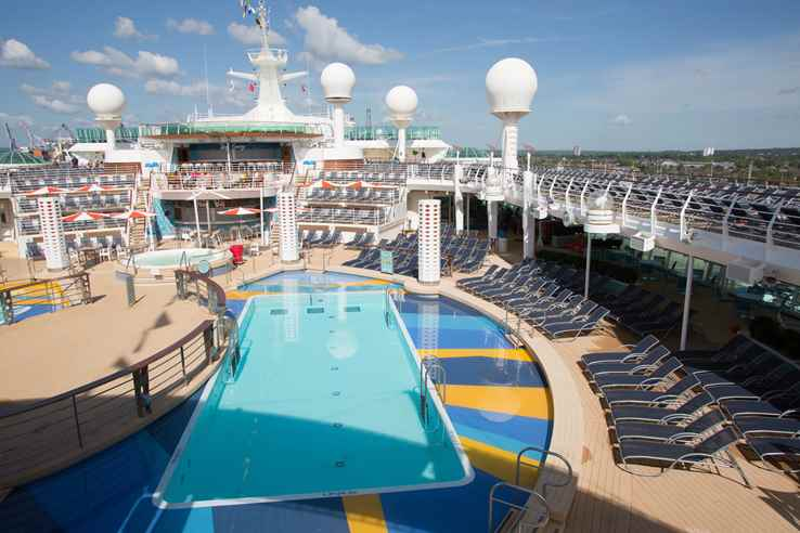 Independence of the Seas - Royal Caribbean Cruises - Planet