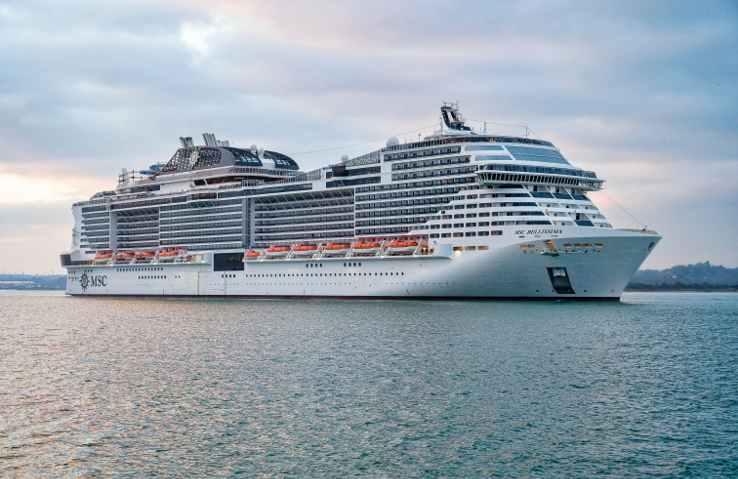 Cabin Details - MSC Bellissima - Planet Cruise