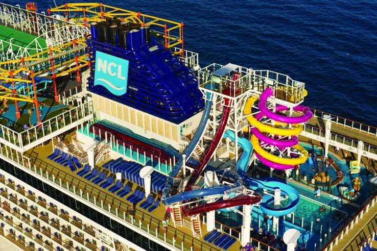 Norwegian Breakaway Norwegian Cruise Line Planet Cruise